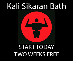 Kali Sikaran Bath