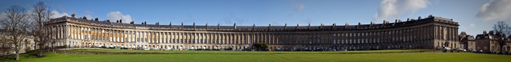 Bath Today Royal Crescent