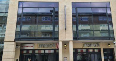Kingsmead TGIF Closed