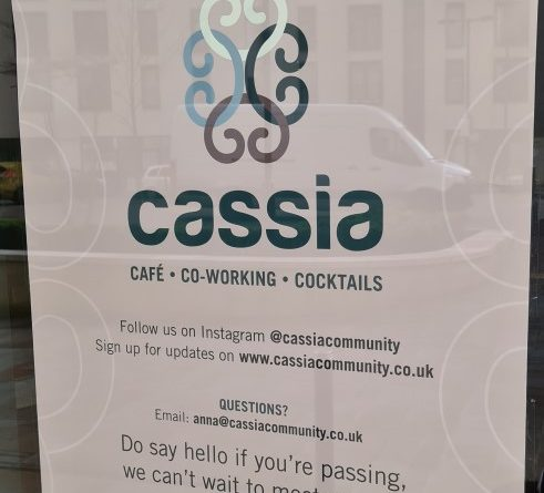 Cassia at Bath Riverside